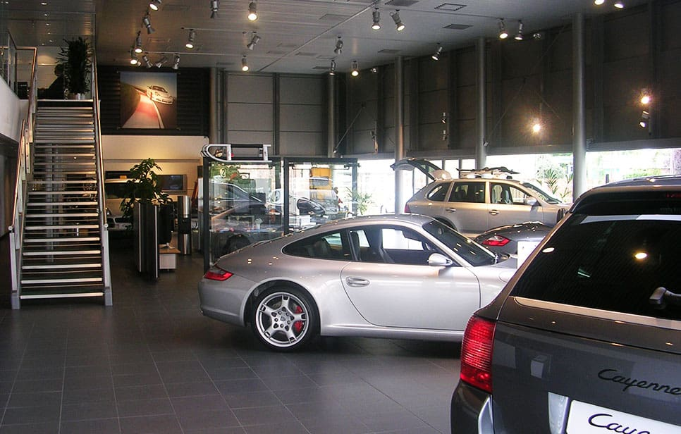 Lancaster Porsche